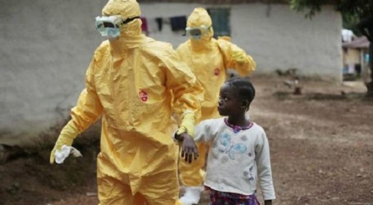مكافحة الايبولا - ارشيفية
