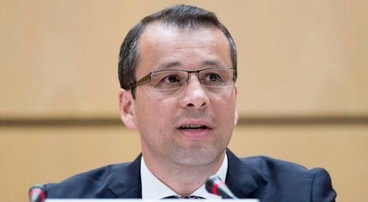 المدير العام بالوكالة للوكالة الدولية للطاقة الذرية كورنيل فيروتا