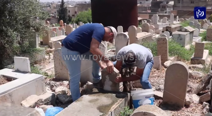 مقبرة في اربد