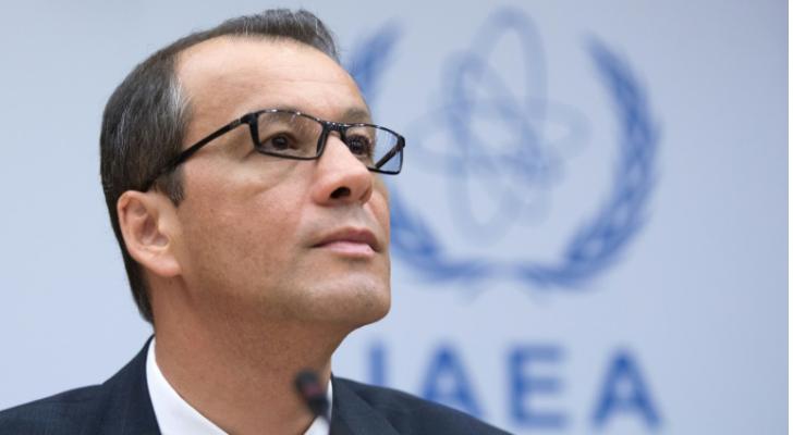 المدير العام بالنيابة للوكالة الدولية للطاقة الذرية كورنيل فيروتا