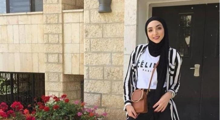 الشابة الفلسطينية اسراء غريب التي توفيت في ظروف غامضة