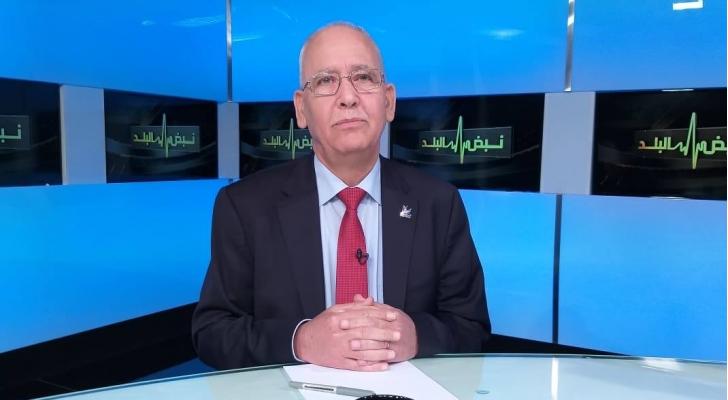 نقيب المهندسين م.احمد سمارة الزعبي