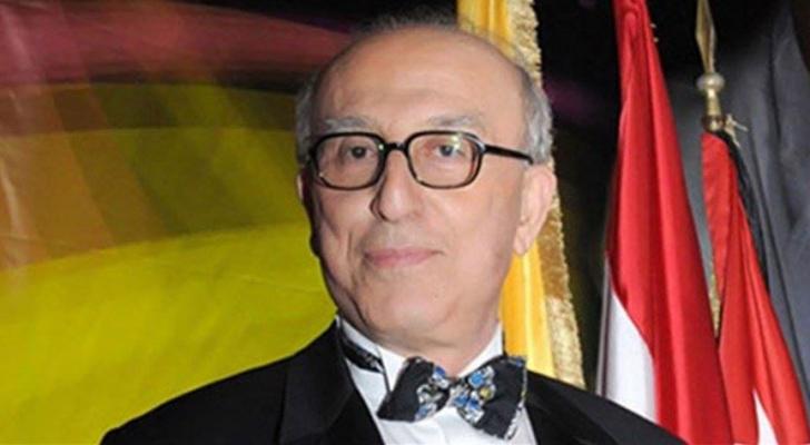 المخرج اللبناني سيمون أسمر