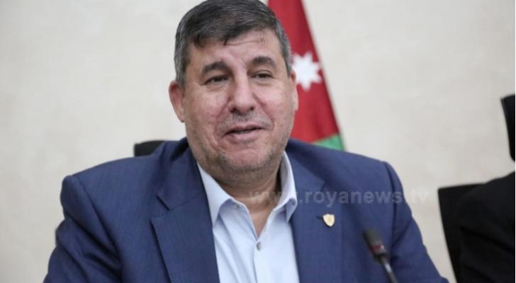 رئيس لجنة فلسطين النيابية المحامي يحيى السعود