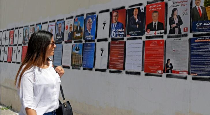 يوم أخير لحملة المرشحين الى الرئاسة في تونس والقروي باق في السجن