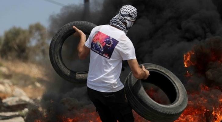 إصابات خلال مواجهات مع الاحتلال في كفر قدوم