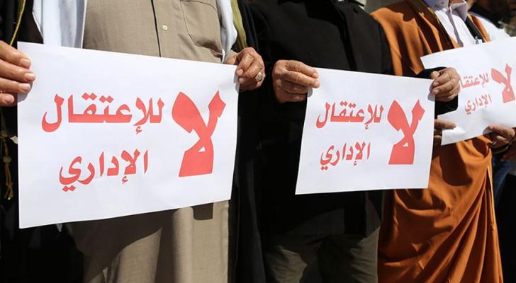 الاحتلال يصدر 671 قرار اعتقال إداري منذ بداية العام