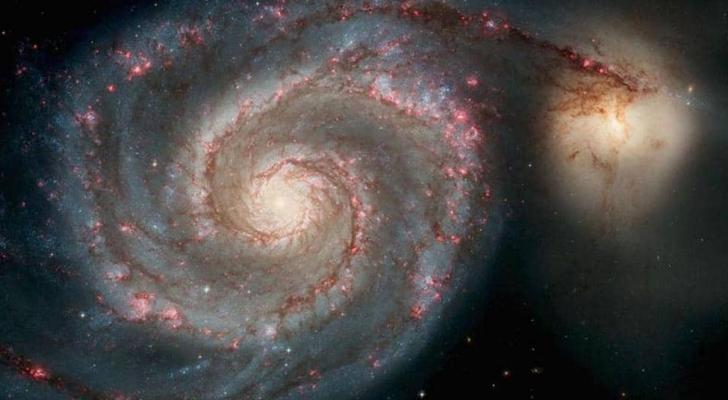 يبلغ عمر الكون 11.4 مليار سنة حسب الدراسة الجديدة