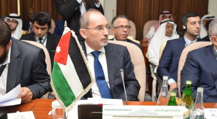 الصفدي: لا بد من تحرك عربي إسلامي مشترك يرفض إعلان رئيس وزراء الاحتلال