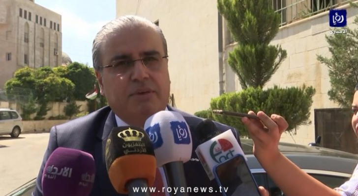 رئيسُ لجنةِ التربيةِ النيابيةِ الدكتور إبراهيم البدور الدكتورإبراهيم البدور
