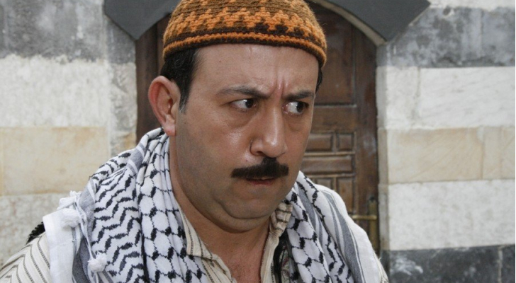 الممثل السوري محمد خير الجراح