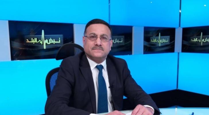 وزير المالية الدكتور عزالدين كناكرية - ارشيفية