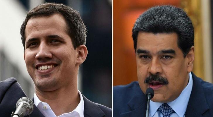 غوايدو ومادورو