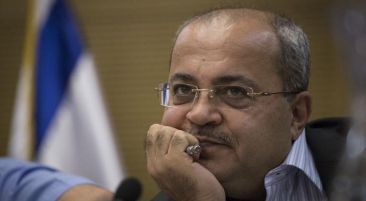 النائب العربي أحمد الطيبي