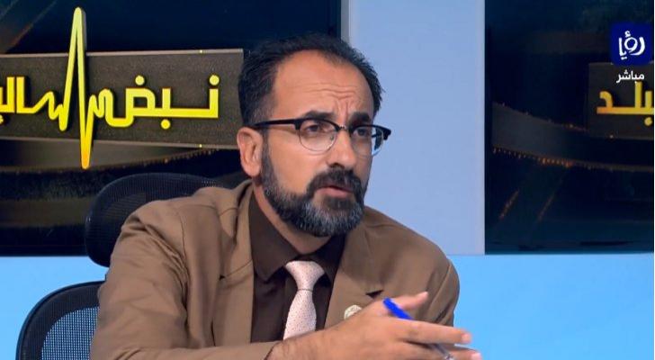 الناطق الاعلامي باسم نقابة المعلمين نور الدين نديم
