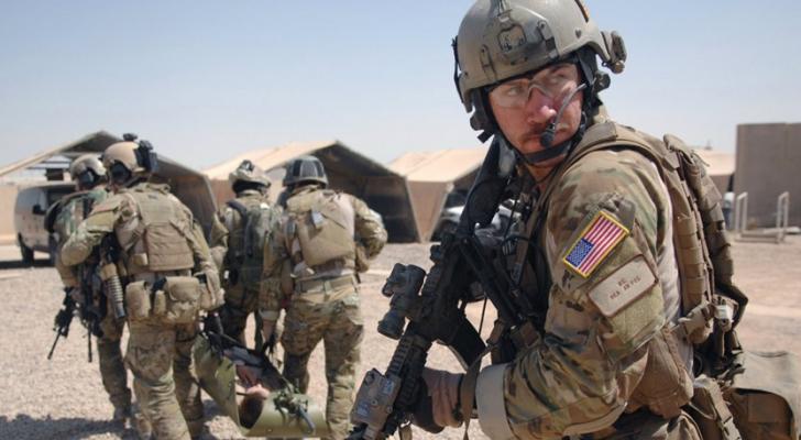 عسكري أمريكي في افغانستان - ارشيفية