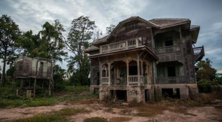 بيت قديم - ارشيفية