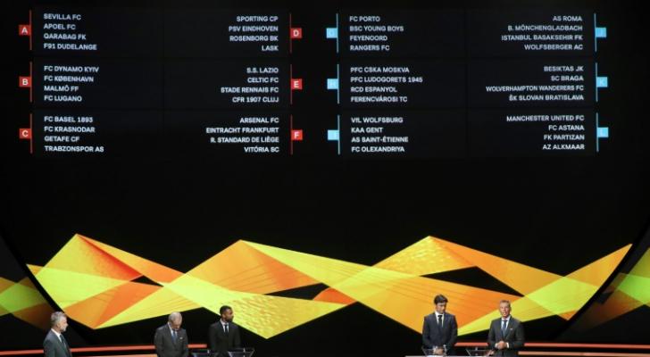 هيمنت الاندية الاسبانية والانكليزية على الالقاب الاخيرة في يوروبا ليغ