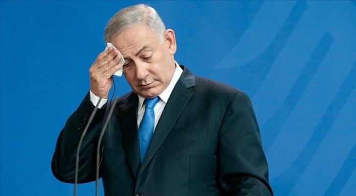 رئيس وزراء الاحتلال بنيامين نتانياهو