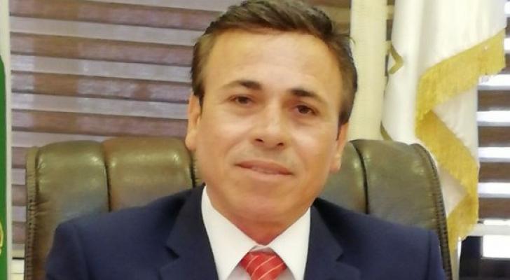 نقيب الفنانين حسين الخطيب