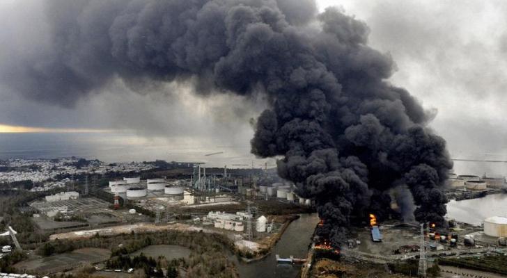 كارثة فوكوشيما