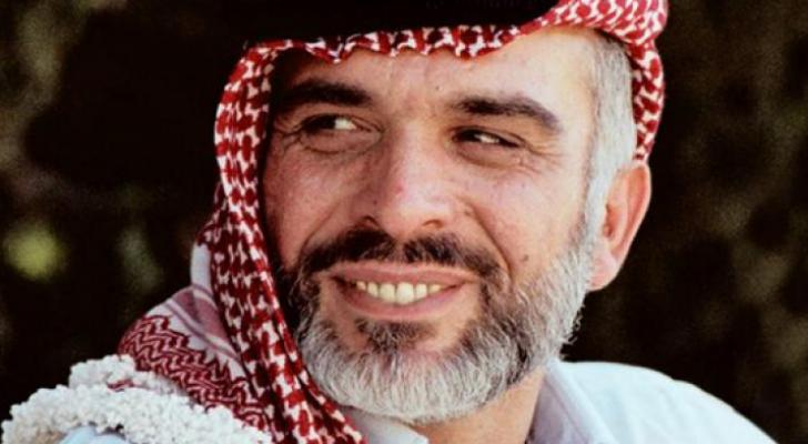 المغفور له الملك الحسين بن طلال طيب الله ثراه