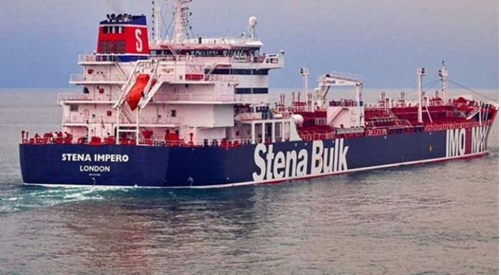 إيران نحو الإفراج عن ناقلة النفط السويدية