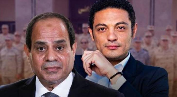 محمد علي والرئيس المصري