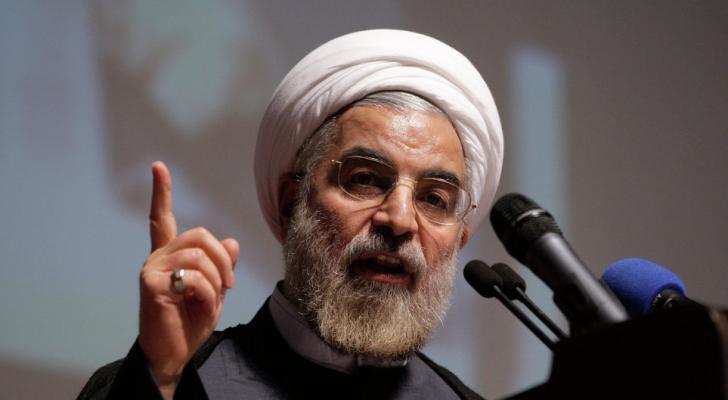 الرئيس الإيراني حسن روحاني - ارشيفية