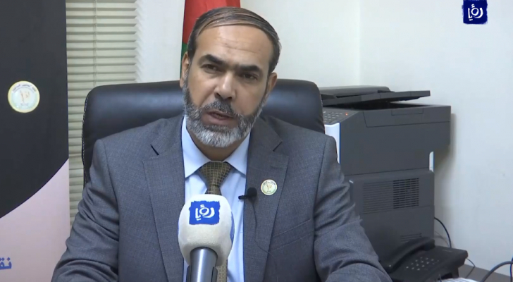 نائب نقيب المعلمين ناصر النواصرة