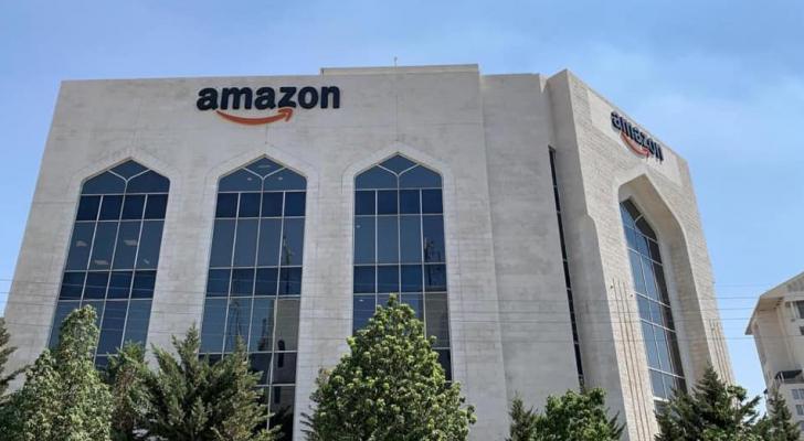 شركة أمازون تفتح مكاتبها في الأردن صور رؤيا الإخباري