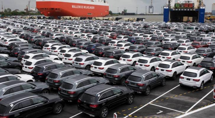 قطاع السيارات الأوروبي
