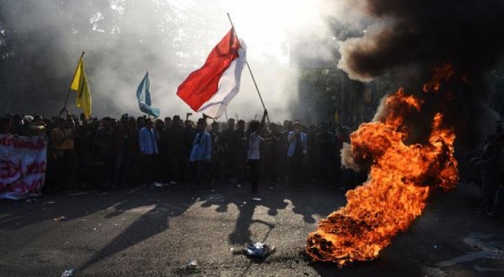 اضطرابات في إقليم بابوا الإندونيسي