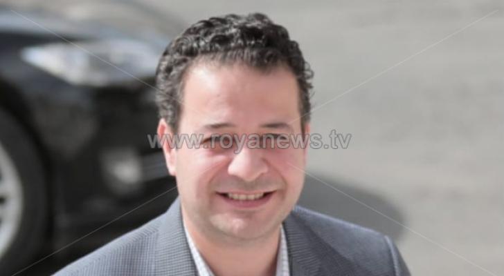 وزير الثقافة وزير الشباب الدكتور محمد أبو رمان