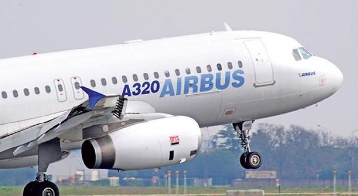 طائرة ايرباص