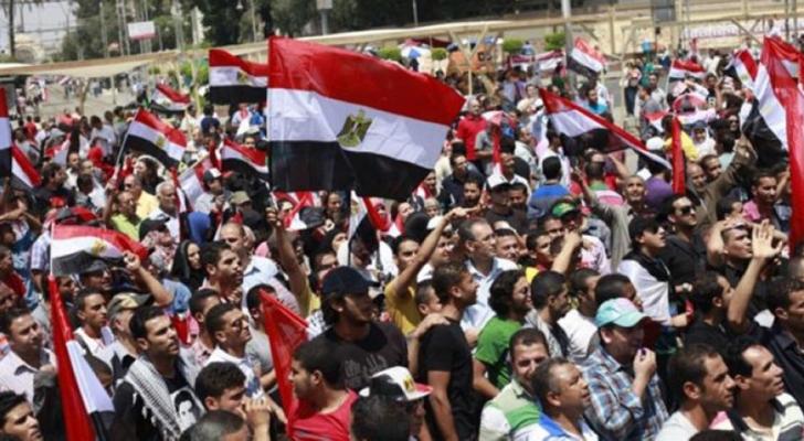 تظاهرات في مصر - ارشيفية
