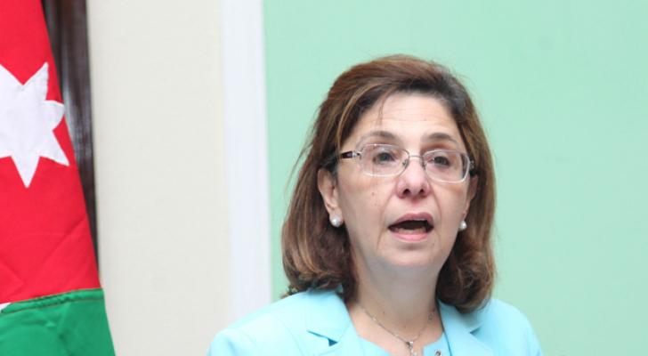 وزيرةالدولة لتطوير الأداء المؤسسي والسياسات ياسرة غوشة