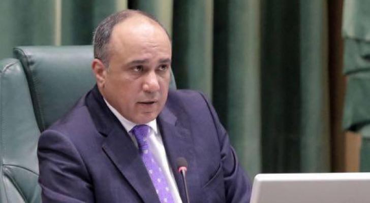 النائب الأول لرئيس مجلس النواب الدكتور نصار القيسي