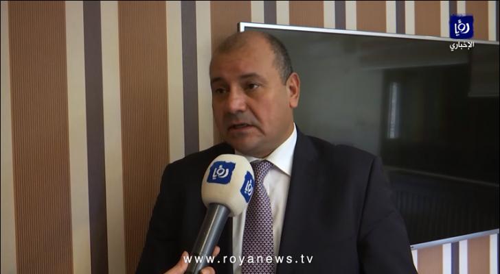 رئيس اللجنة القانونية في مجلس النواب المحامي عبد المنهم العودات