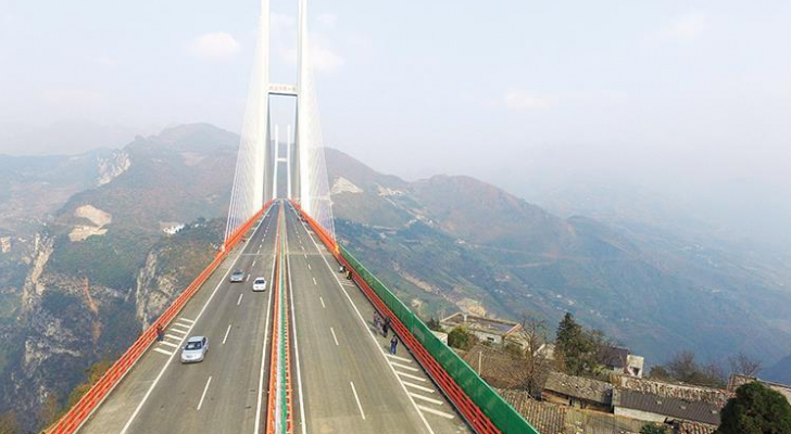 احد الطرق السريعة بالصين