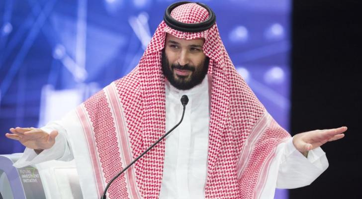 وليّ العهد السعودي الأمير محمّد بن سلمان - ارشيفية
