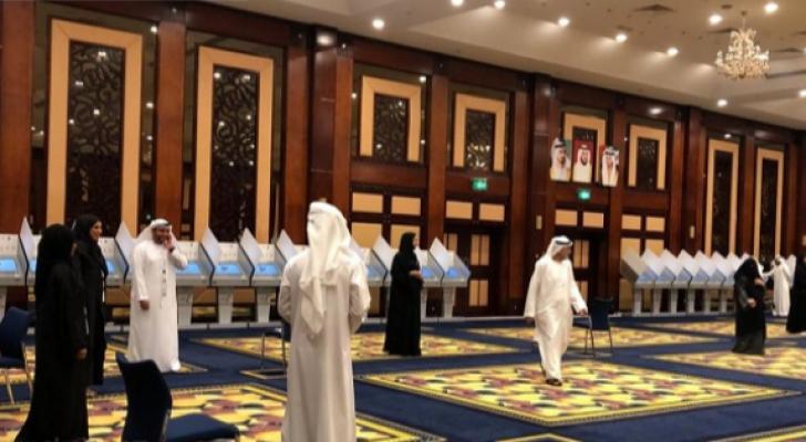 """بدء التصويت المبكر لانتخابات """"الوطني الإماراتي"""""""