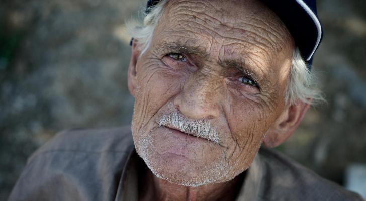 5 %من سكان فلسطين بعمر 60 سنة فأكثر