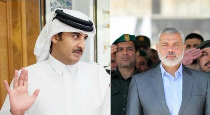 حماس اتهمت قطر بالتطبيع مع الاحتلال