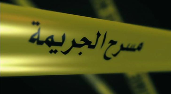 مسرح الجريمة - تعبيرية