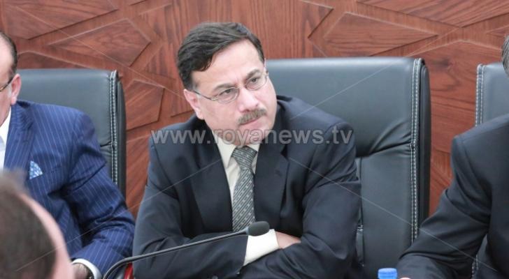 وزير المالية عز الدين كناكرية - ارشيفية