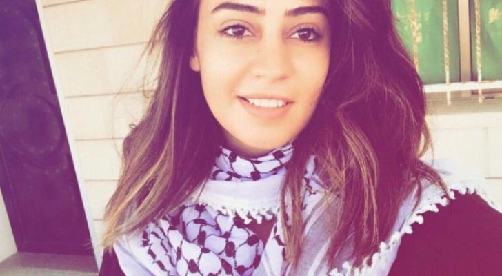 الأسيرة الأردنية هبة اللبدي