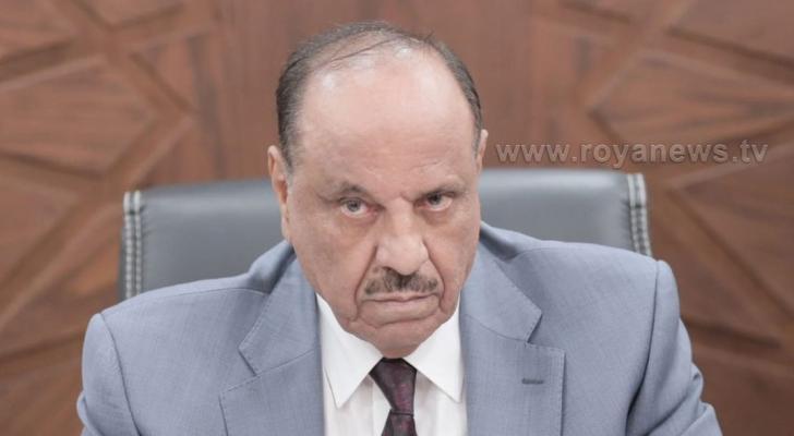 وزير الداخلية سلامة حمّاد