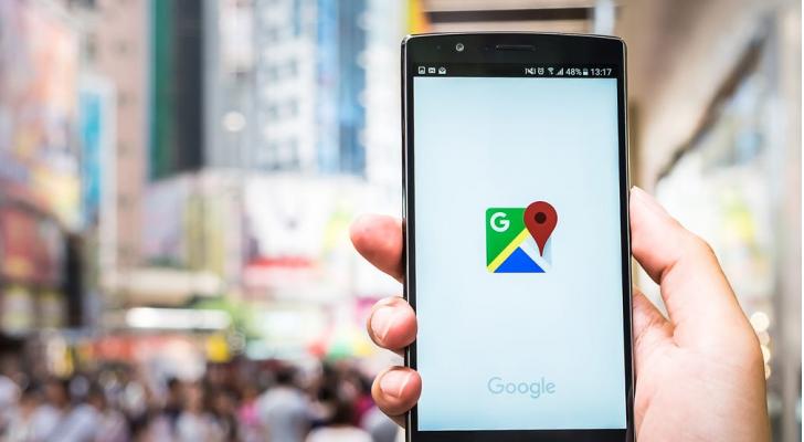 تطبيق خرائط غوغل