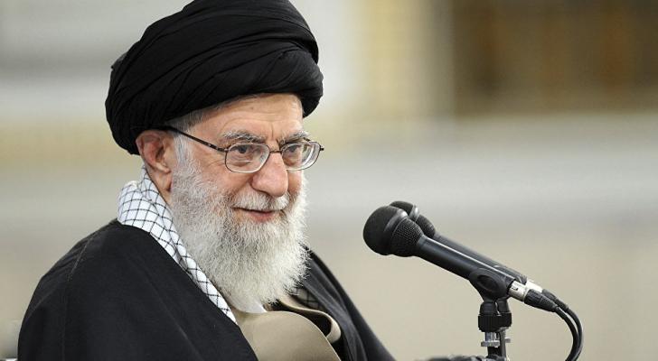 المرشد الأعلى الإيراني آية الله عليخامنئي